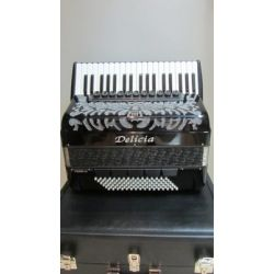 CROMATIC ACCORDION 96B DELICIA