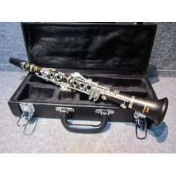CLARINETE Eb REQUINTO EBANO H.BAGUE