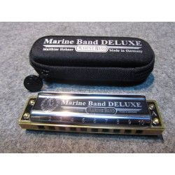 ARMONICA BLUES MARINE BAND DE LUXE