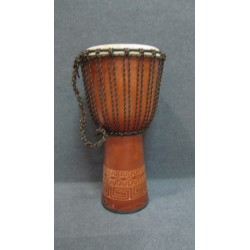 DJEMBE WITH ROPES