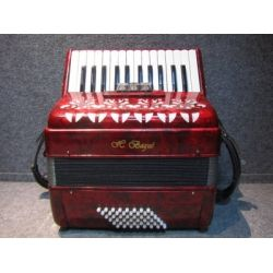 ACORDEON H.BAGUÉ 48B. financiado 58,21 € mes en 12 meses