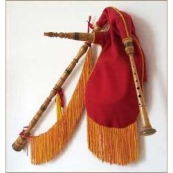 GALICIAN BAGPIPES FROM