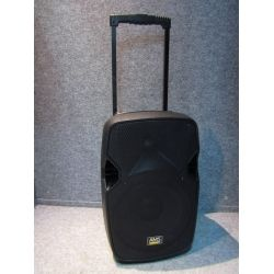 ACOUSTIC BAG AUTOAMPLIFIER WITH BATERY