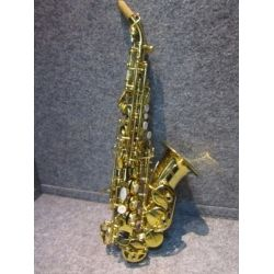 SOPRANO CURVED SAXO H.BAGUE ST