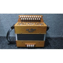 ACORDEON DIATONICO H.BAGUE   59,61 €  mes  ( 12 meses)