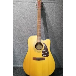 ELECTRIC-ACOUSTIC GUITAR FENDER