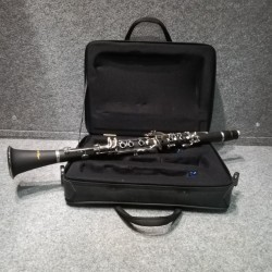 CLARINET H.BAGUE IN KEY OF  A SECOND HAND