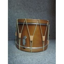 SMALL DRUM HANDMADE 12""