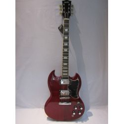 GUITARRA ELECTRICA SQUILFUL SG VINTAGE SQ52-09