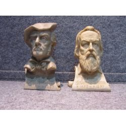 MUSICIANS BUSTS